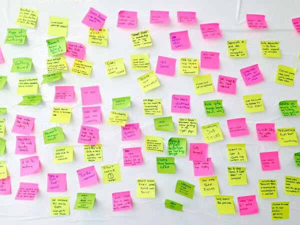 Case of the Missing Post-it Note